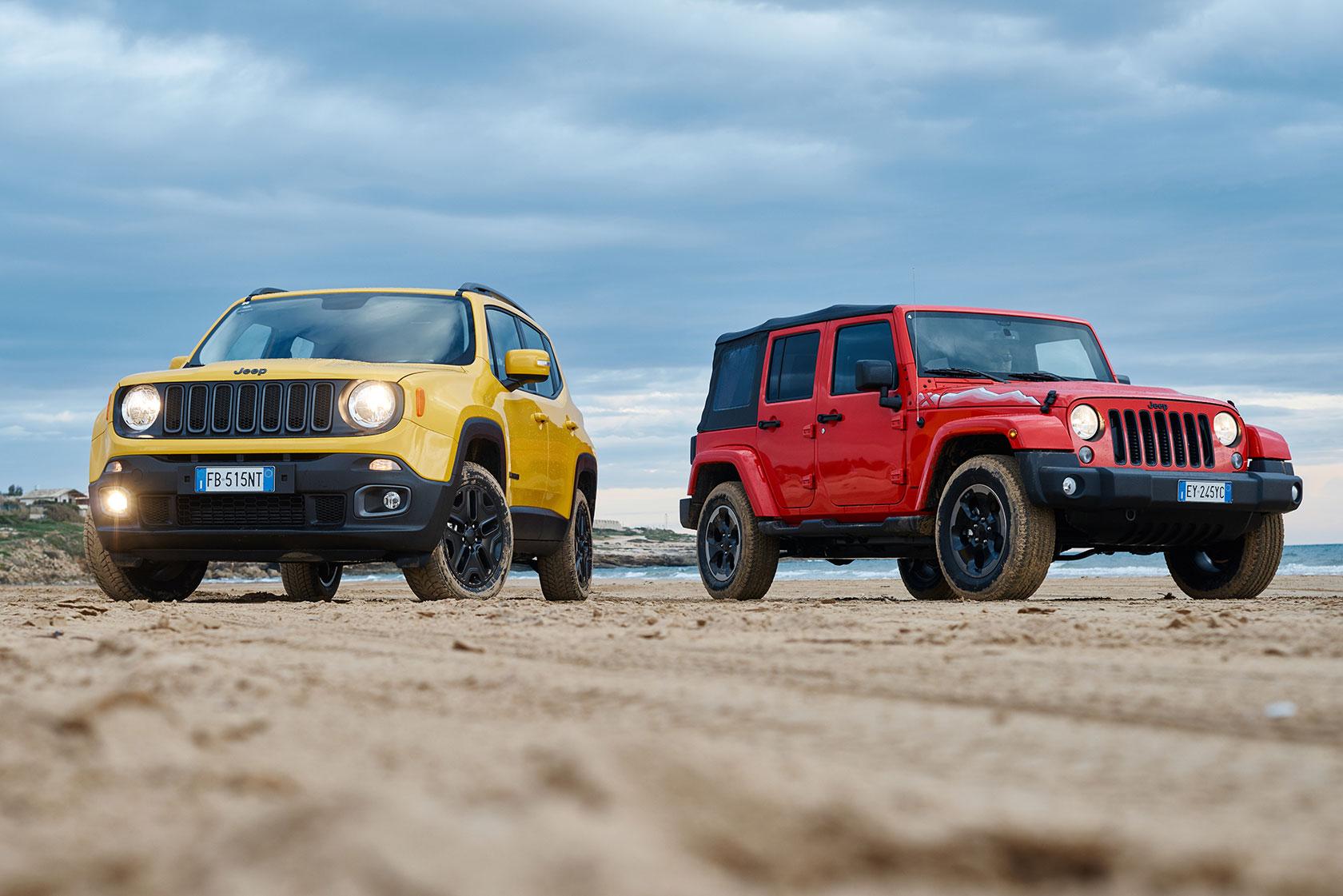 Jeep remporte trois prix dans les «4X4 of the Year»