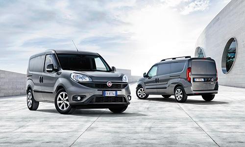 Le Fiat Doblo Cargo couronné «Light Van de l'année»