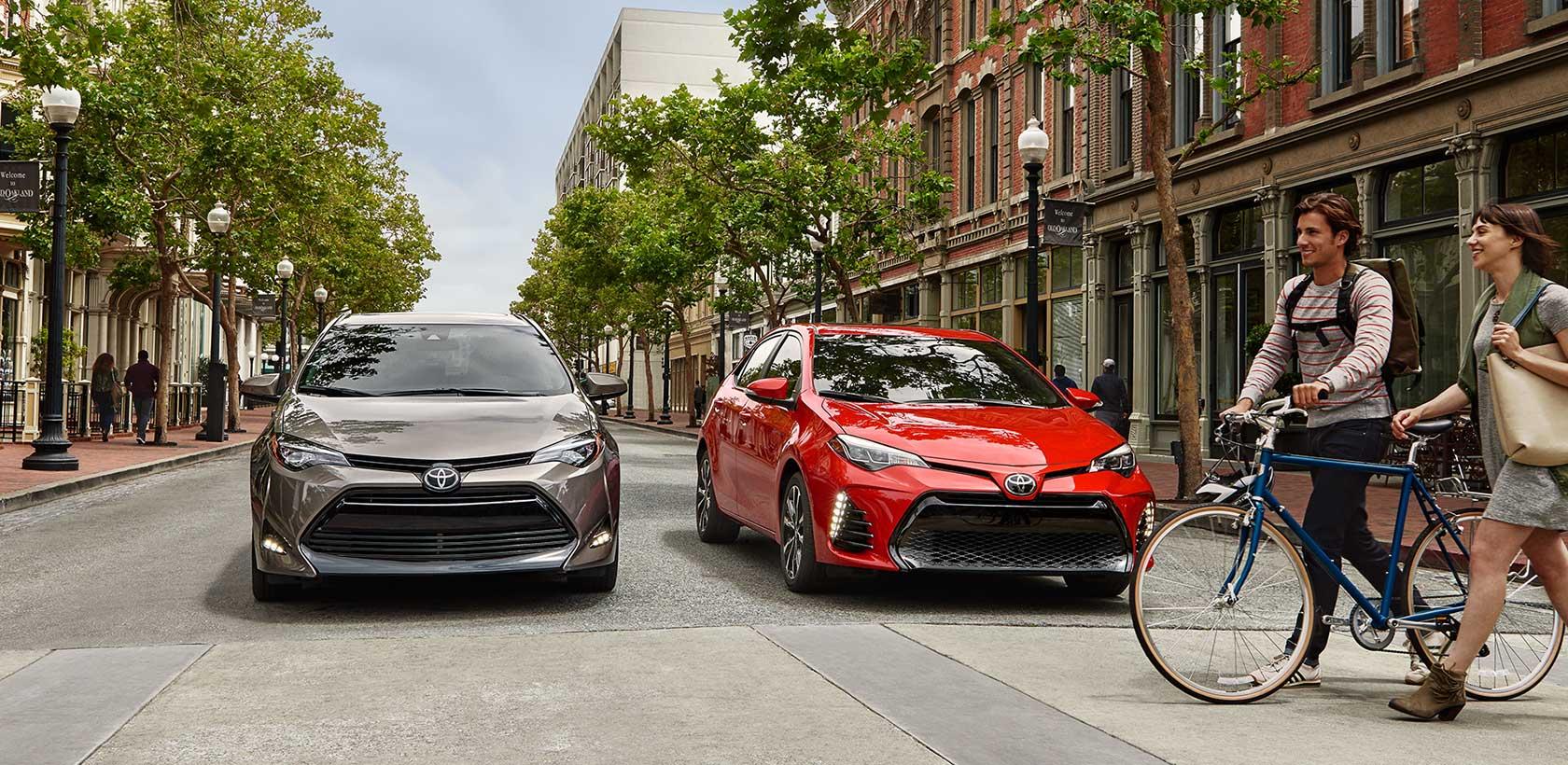 Toyota Corolla, la voiture la plus vendue en 2017 dans le monde