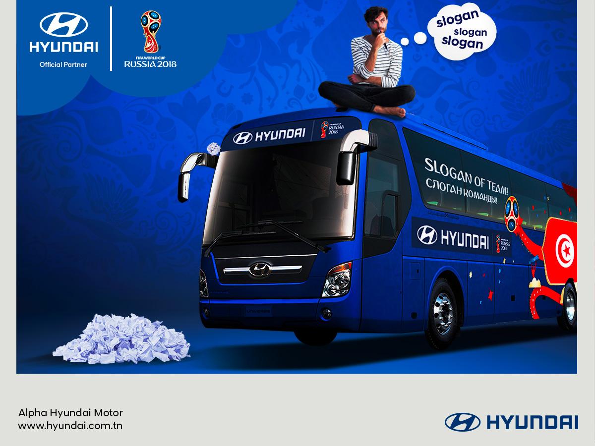Créez un Slogan et partez en Russie avec Hyundai Tunisie !
