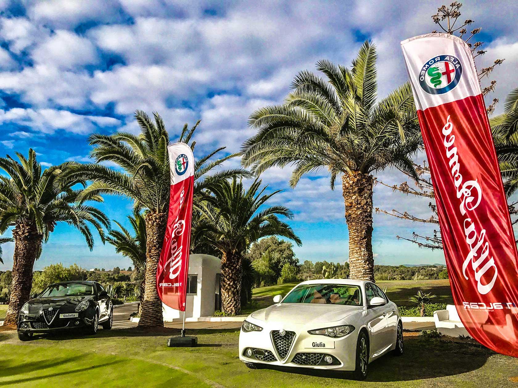 ITALCAR sponsor officiel du Junior Open Golf