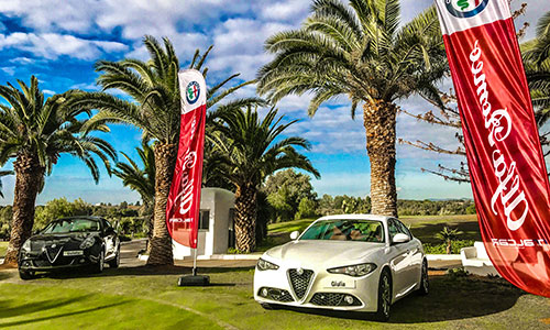 ITALCAR sponsor officiel du Junior Open Golf