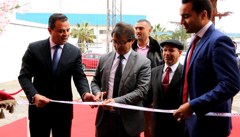 KIA s'installe à Sfax Poudrière