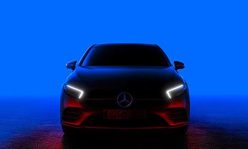 Livestream Mercedes-Benz Classe A 2018