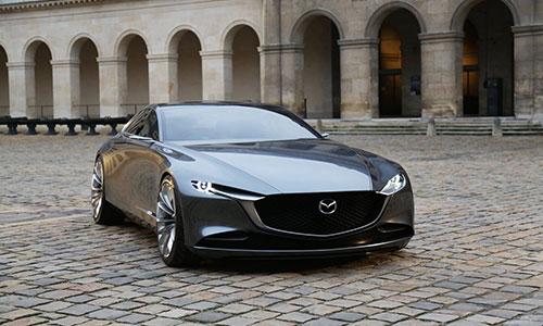 Mazda VISION COUPÉ élu plus beau concept car