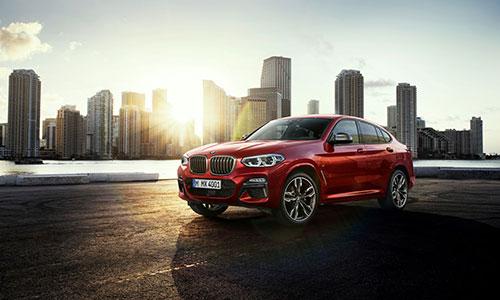 Nouvelle BMW X4