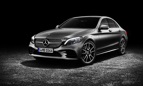 Nouvelle Mercedes-Benz Classe C