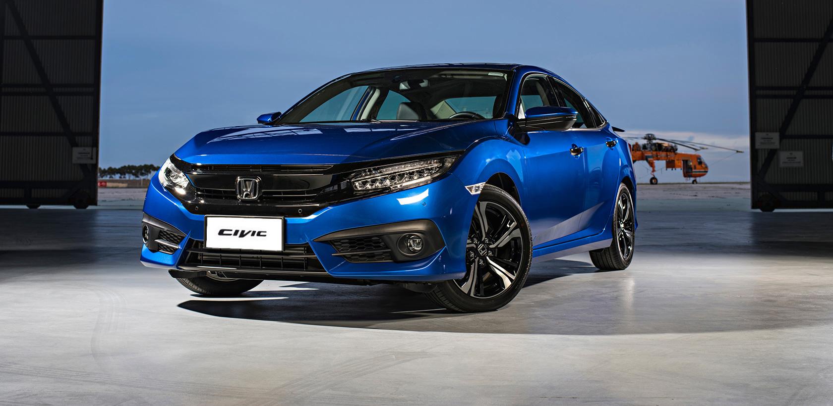 La Honda Civic voiture la plus vendue au Canada