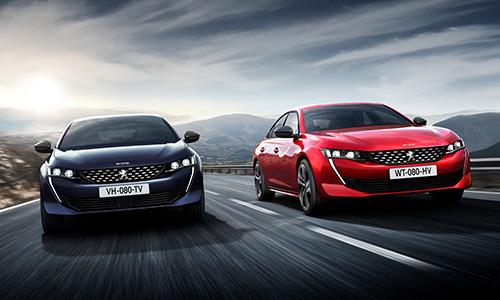 La nouvelle Peugeot 508 primée par Autoplus et RTL