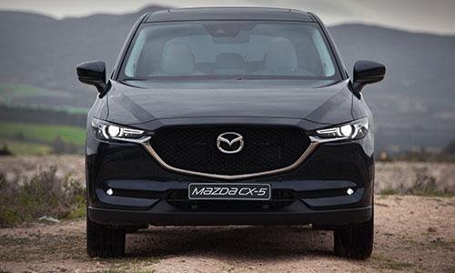 Essai du nouveau Mazda CX-5