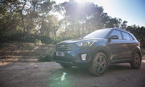 Essai Hyundai Creta à Gammarth - Tunisie