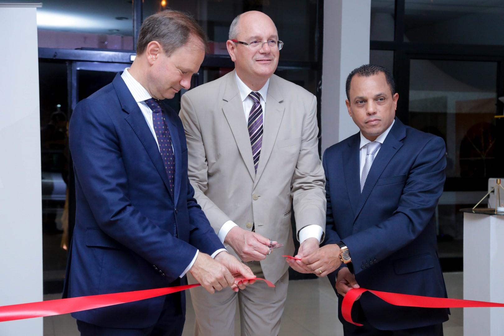 Inauguration du showroom SEAT en Côte d'Ivoire
