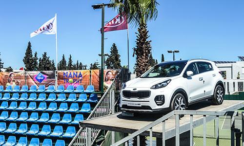 Kia Motors, partenaire majeur du Tennis Tunisien