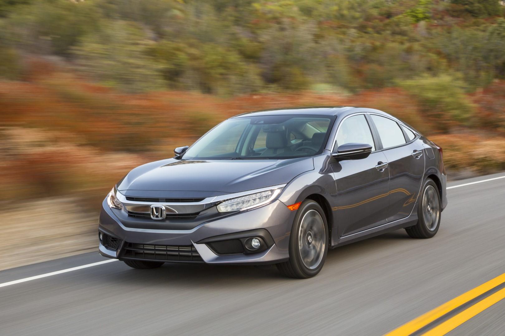 La Honda Civic récompensée au Prix canadien de la voiture verte