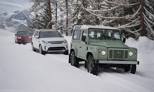 Land Rover célèbre son 70ème anniversaire