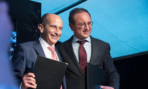 Partenariat entre Vivo Energy Tunisie et Ben Jemâa Motors