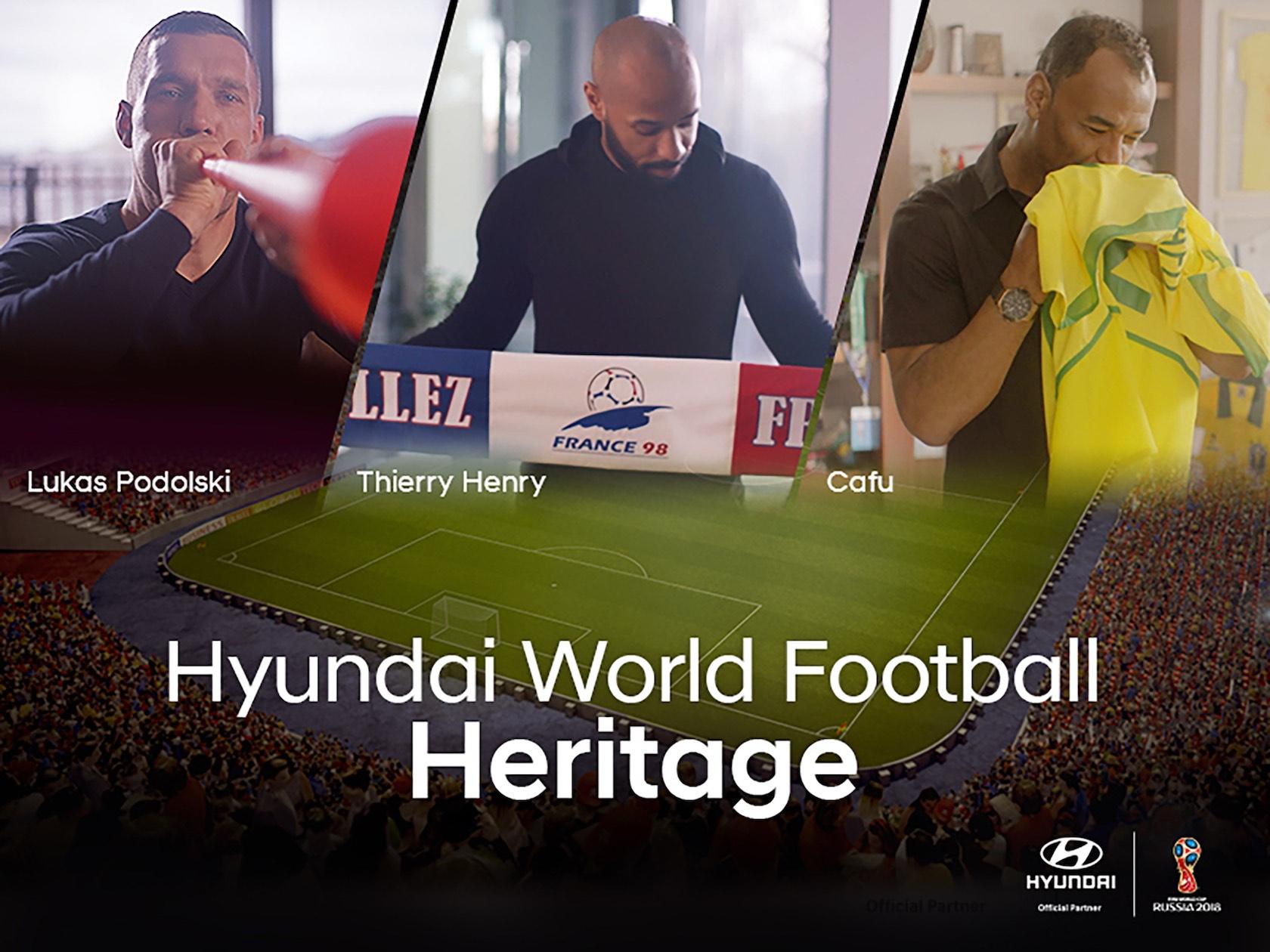 Hyundai World Football Heritage