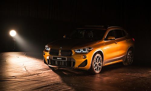 Lancement de la BMW X2 en Tunisie