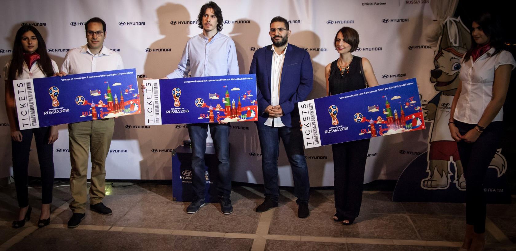Hyundai clôture son programme dédié à la Coupe du Monde