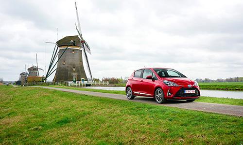 La Toyota Yaris, N°1 des ventes en Mai 2018