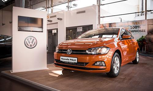 Nouvelle Volkswagen Polo en Tunisie