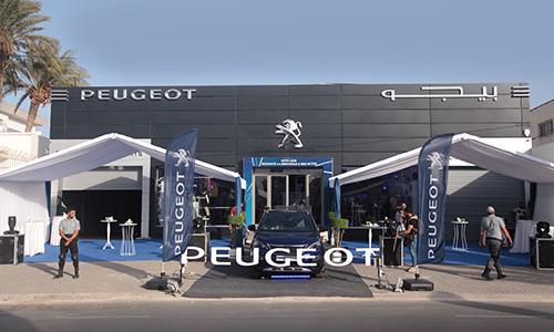 Peugeot ouvre son 40 ème point de vente à Sfax