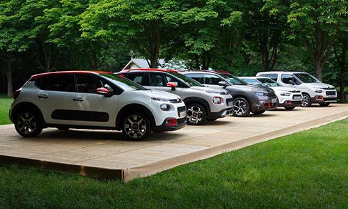 Citroën leader du marché au premier semestre 2018