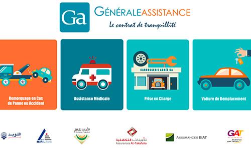 Générale Assistance lance Tunizen un service d'assistance pour les Algériens en Tunisie