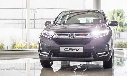 Nouveau Honda CR-V chez JMC