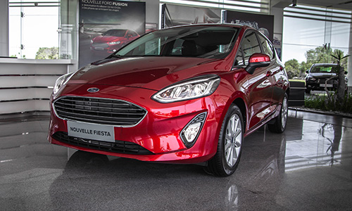 Nouvelle Ford Fiesta chez Alpha Ford