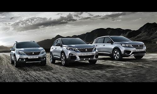 Peugeot en tête des ventes en Juin