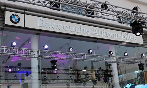 Première agence BMW agréée Ben Jemâa Motors à Sousse
