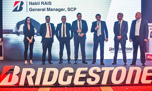 SCP et Brigestone lancent la marque de Pneus DAYTON