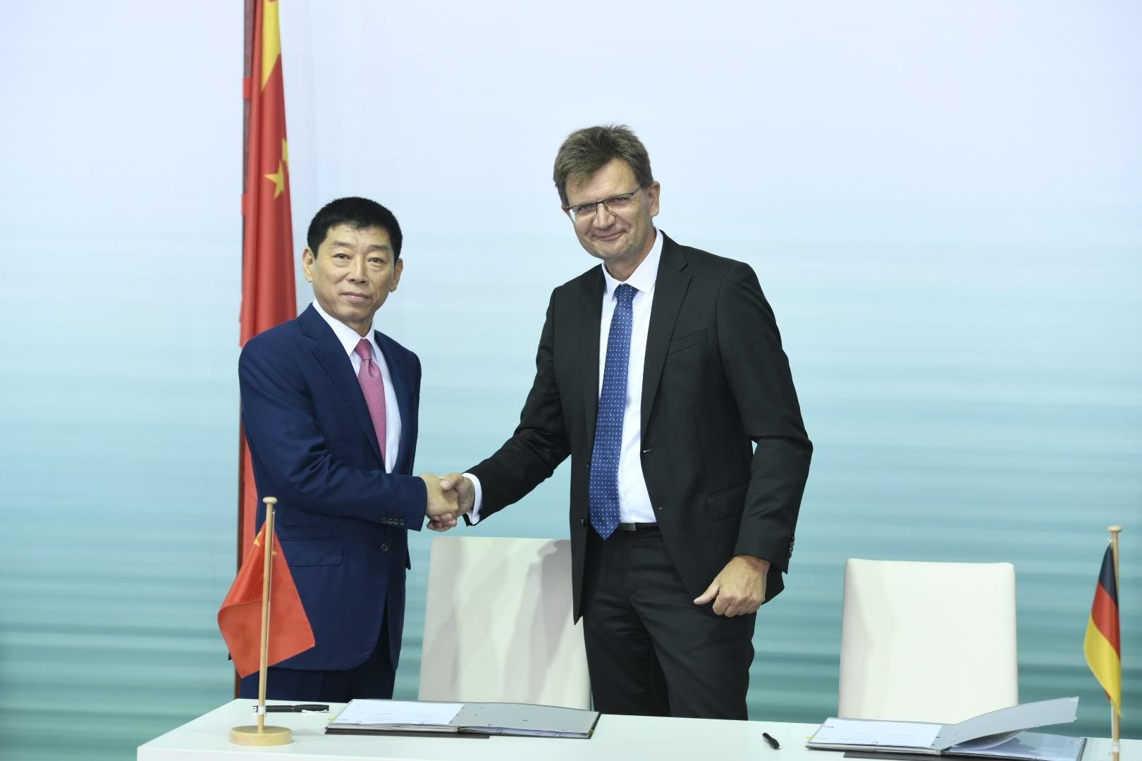 Joint Venture entre BMW et Great Wall en Chine