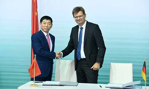 Joint Venture entre BMW et Great Wall en Chine