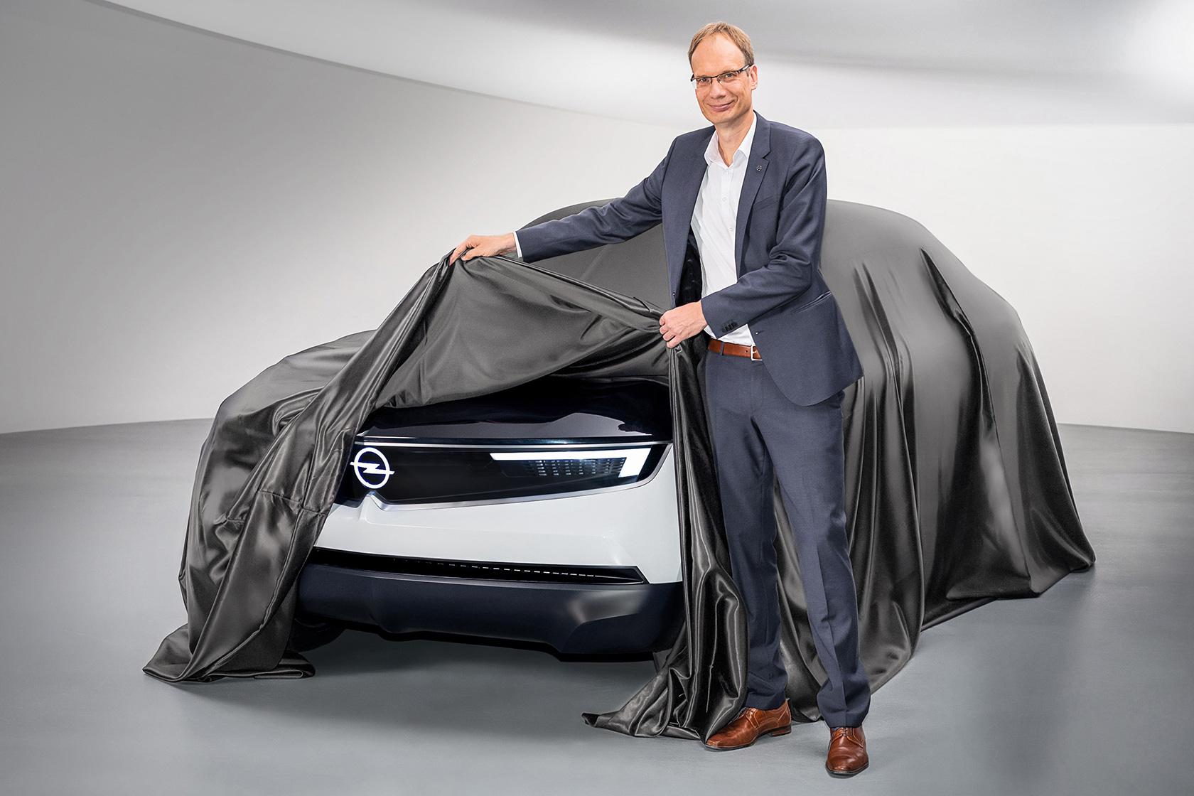 Opel dévoile son nouveau visage !