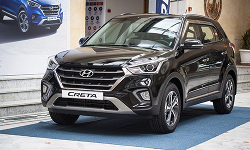 Alpha Hyundai Motor présente son nouveau Creta