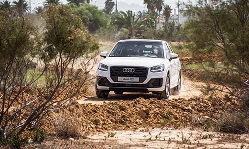 Audi SUV Experience Days