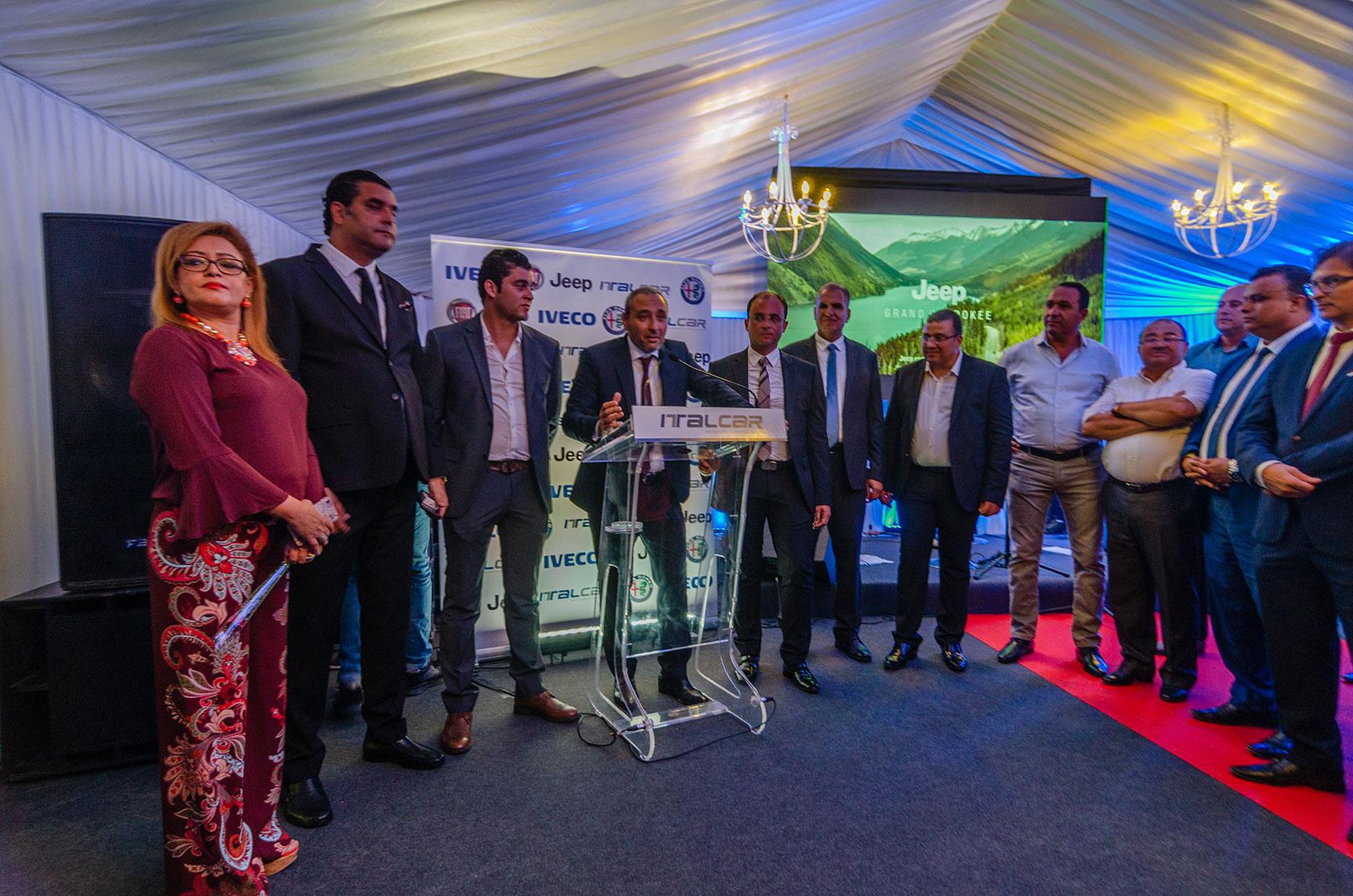 Inauguration de la deuxième agence Italcar à Sfax