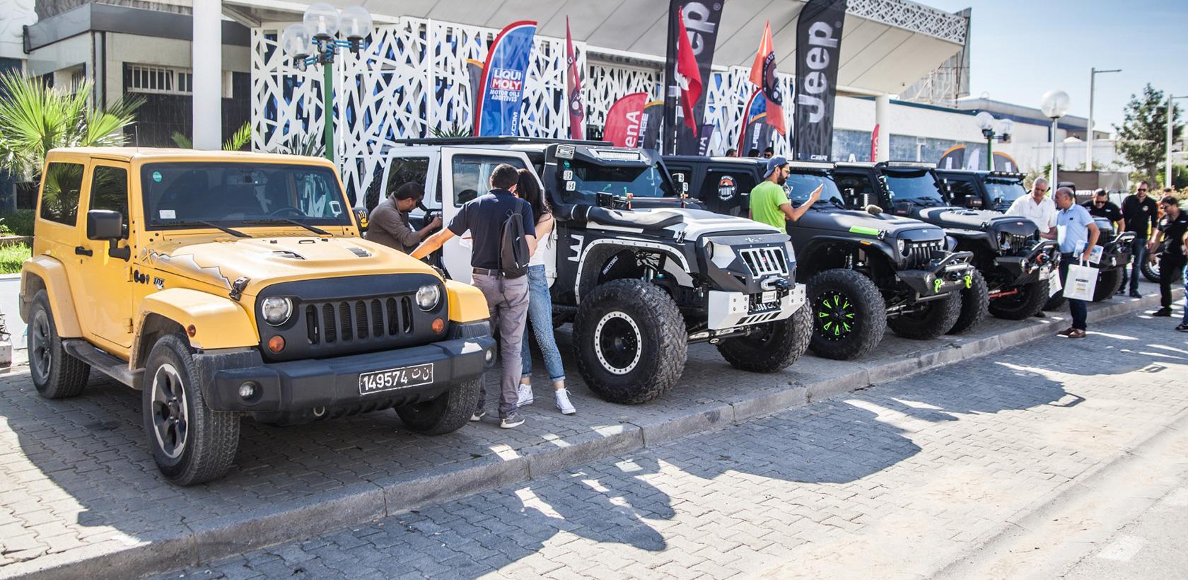 Le plus grand rassemblement de Jeep en Tunisie - Tunisia Jeepers