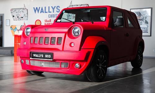 Partenariat entre Shell Helix et Wallys Car