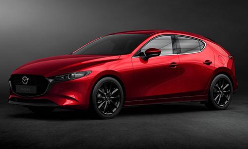 La nouvelle Mazda 3 dévoilée