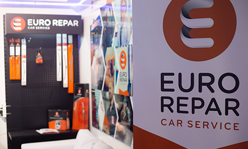 Euro Repar au salon Tunisia Automotive