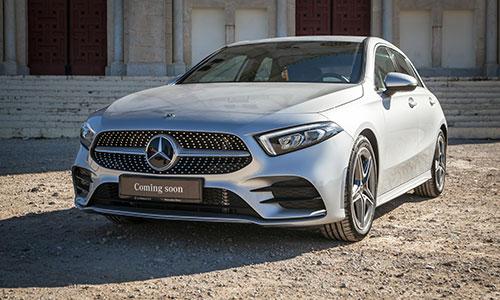 La nouvelle Mercedes Classe A en Tunisie