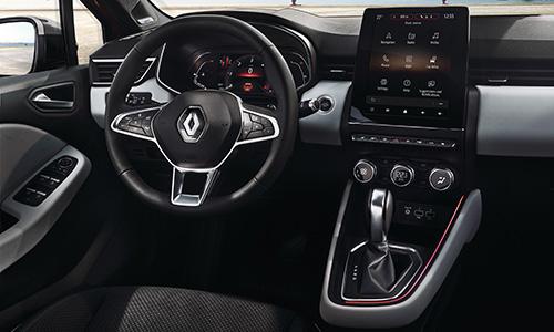 La nouvelle Renault Clio dévoile son intérieur