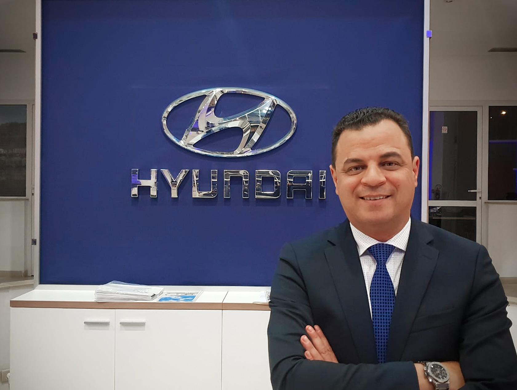 Mehdi Mahjoub nommé à la tête d'Alpha Hyundai Motor