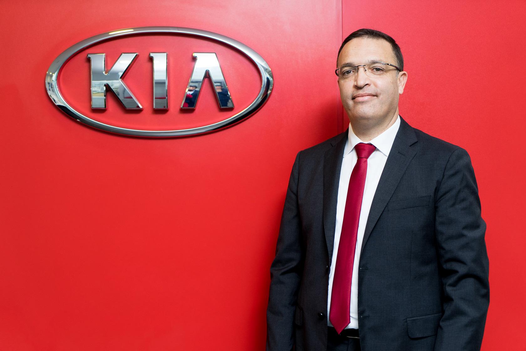 Riadh Annabi, Nouveau Directeur Général de City Cars - KIA