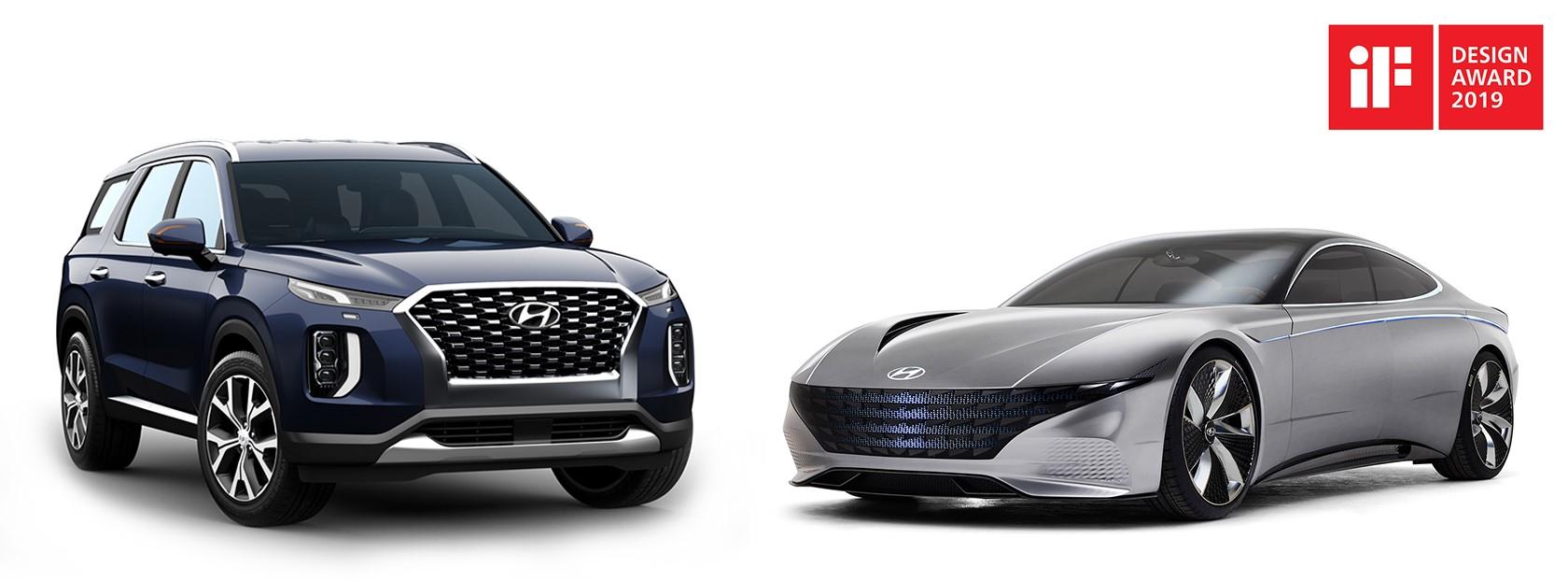 Hyundai remporte des iF Design Awards