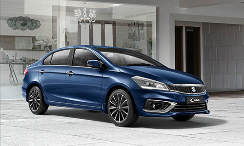 La Suzuki Ciaz restylée disponible chez Car Pro