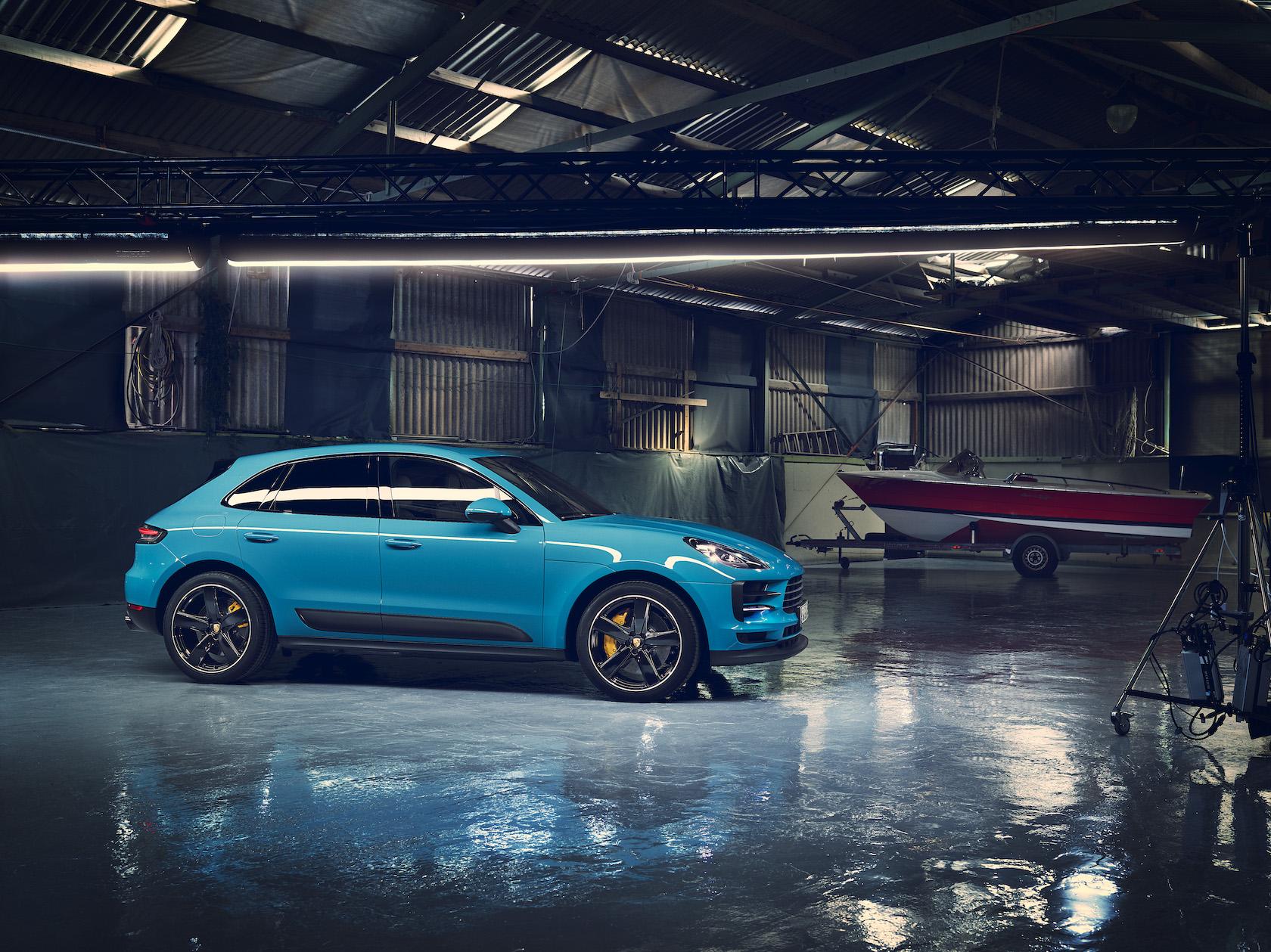 Le Futur Porsche Macan sera uniquement électrique